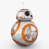 max bb-8 droid star