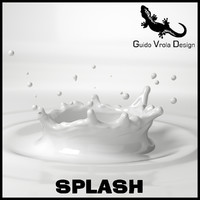milk splash 3d 3ds