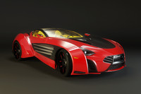 laraki epitome sports car max