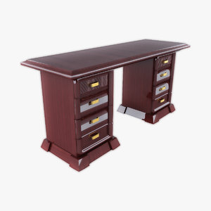 table izotta b5 3d model