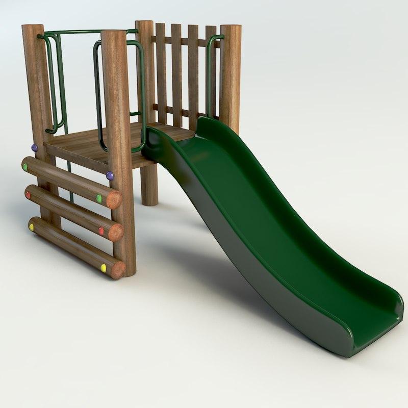 max wood playground