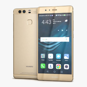 3ds huawei p9 prestige gold