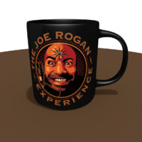 joe rogan experience mug 3ds