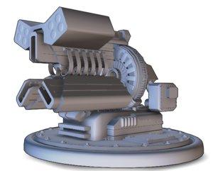 obj turret railgun gun