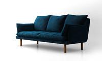 andy sofa jardan 3d max