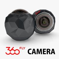 3d 360fly camera