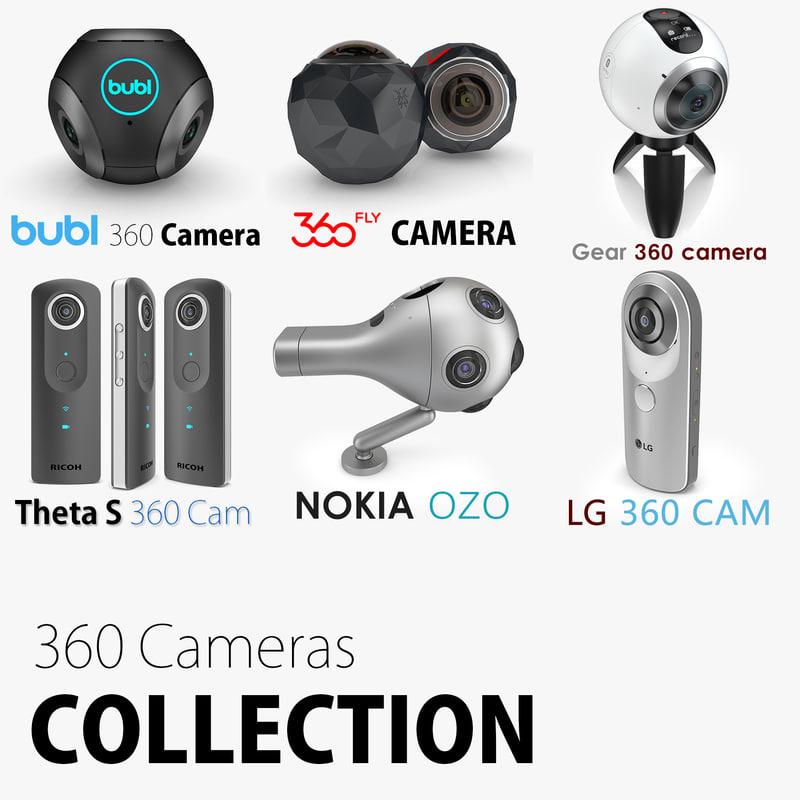 360 camera cam 3ds