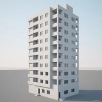Apartment V-Ray