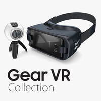 Samsung Gear VR + Galaxy Note 7 + 360 Camera