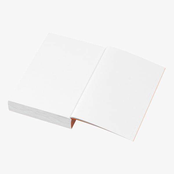 c4d book generic open end
