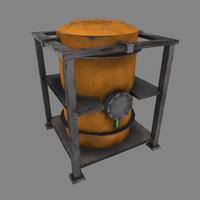 3d cistern