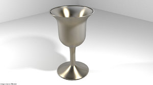 cup kitchenware 3d model