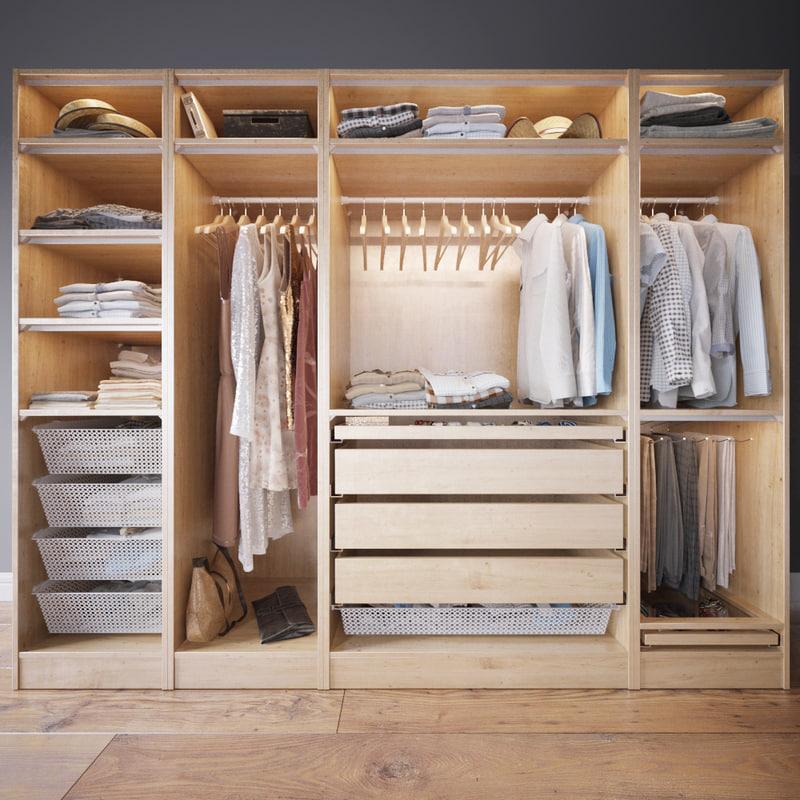 wardrobe clothes max