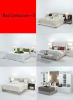 3d model beds