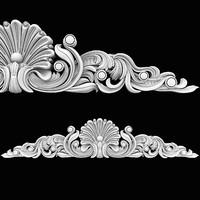 3d model of pattern