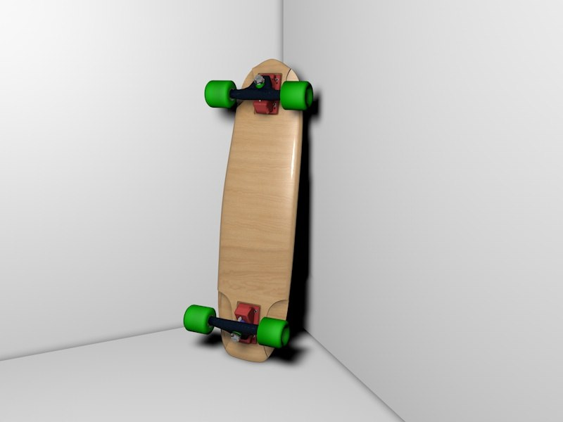 downhill skateboard 3ds