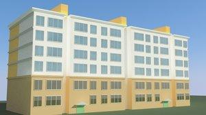 free apartment 3d model