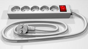 plug cord max