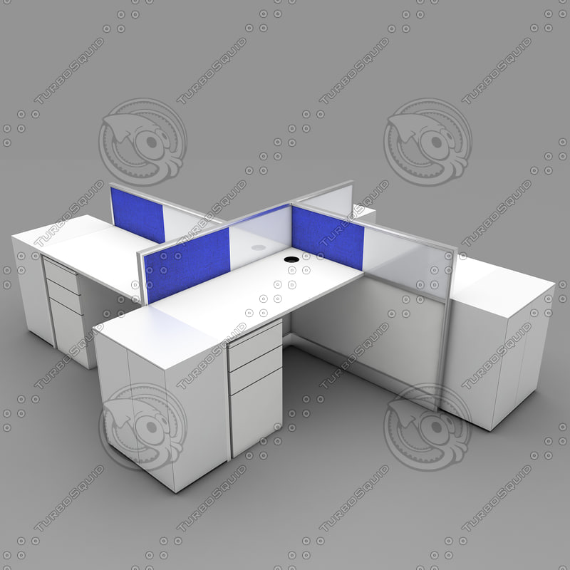 cubicle workstation max