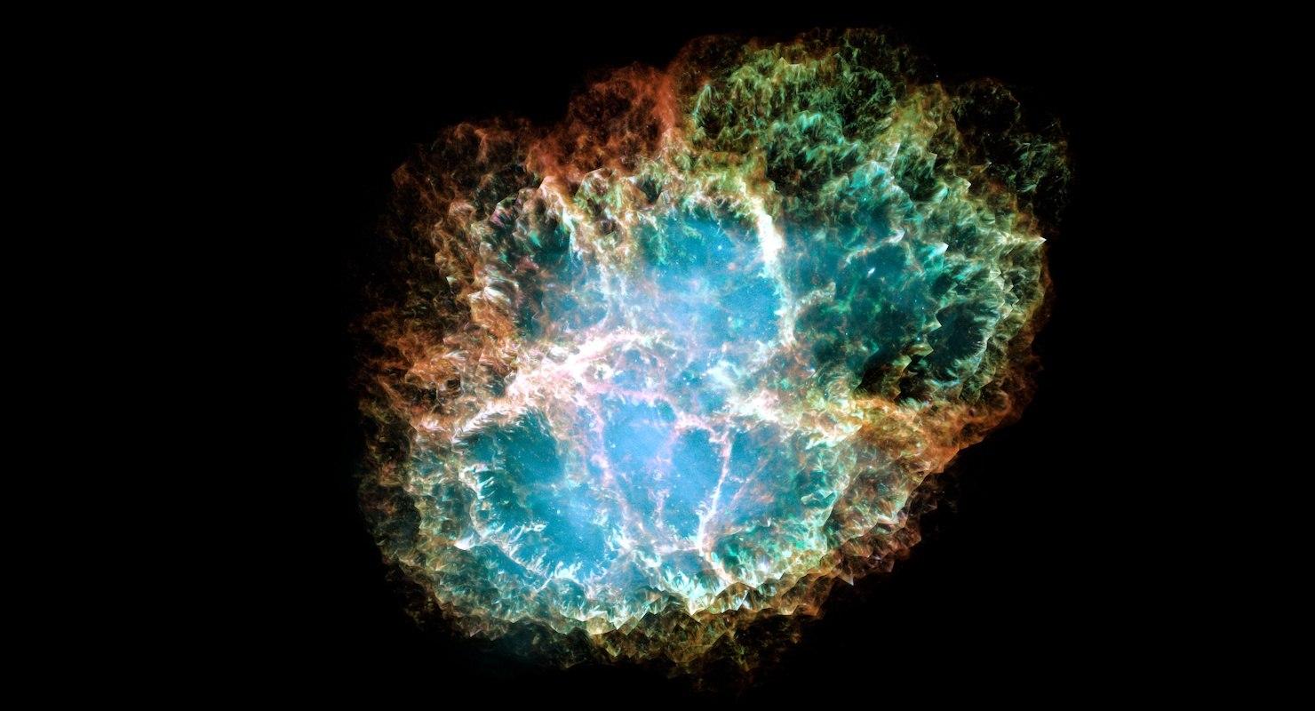 remnants supernova nebula 3d 3ds