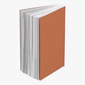 book generic standing open max