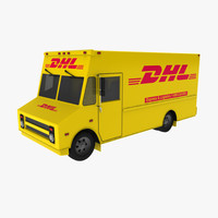 dhl delivery truck max