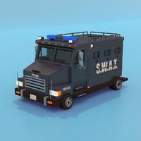 s w t truck wheel 3d lwo