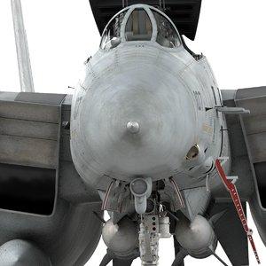 f-14d tomcat rigging blend