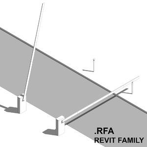 parking barrier revit max