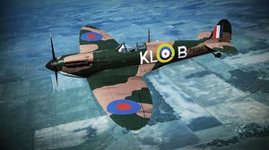 supermarine spitfire squadron 3d lwo