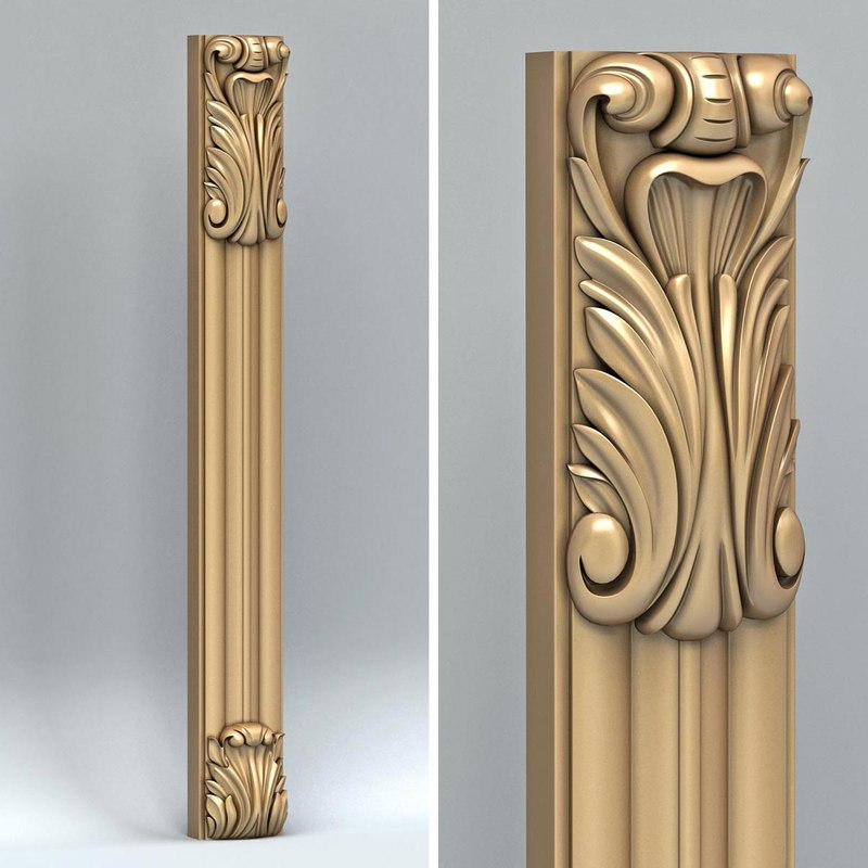 max carved pillar