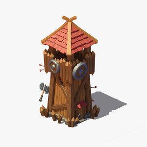 viking tower max