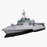 USS Independence LCS-2 - Littoral Combat Ship