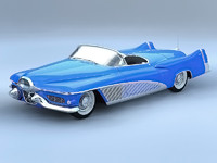 3d model gm buick le sabre