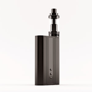 3d model electronic cigarette