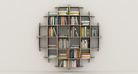 bookshelf sphere