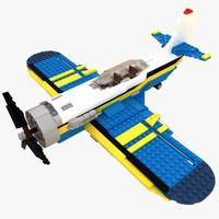 LEGO Airplane 31011