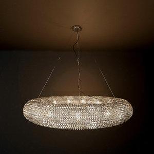 3d design chandelier interior model