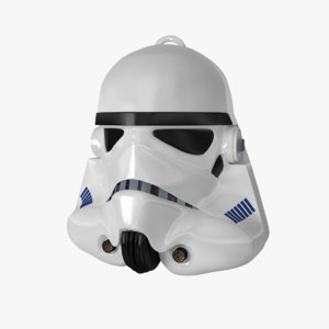 3d model of stormtrooper storm trooper