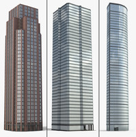 Tall Buildings - collection