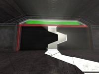hangar space 3d model
