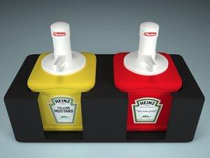 max ketchup condiment pump