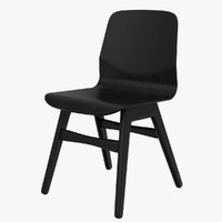 3d london chair boconcept model