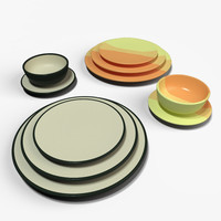 set dishes max