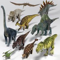 Dinosaur Pack