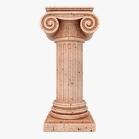 3d column 04 brown