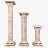 column 02 3 sizes 3ds