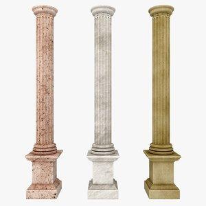 x column 03 3 colors
