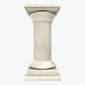 column 02 3d model