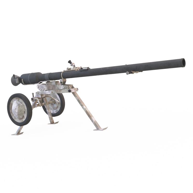 spg-9 recoilless gun max